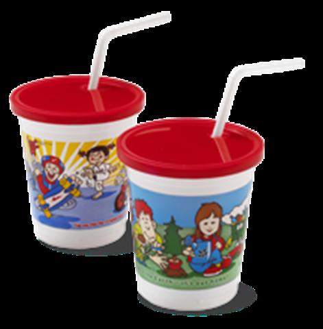 Fabri Kal Kids Cups