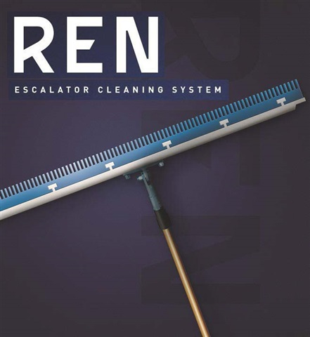 Escalator Cleaning Pads | by REN