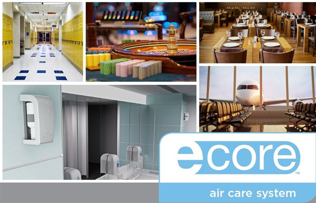 Ecore Air Freshener Systems | by Spartan Chemical