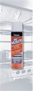 Aerosol Mr Muscle Oven & Grill Cleaner by SC Johnson