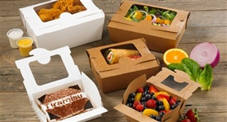 Compostable & Biodegradable Food Packaging Containers