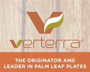 Disposable Wood Catering Boxes, Disposable Palm Leaf Plates, Palm Leaf Bowls, and Disposable Wood Cheese Boards by Verterra